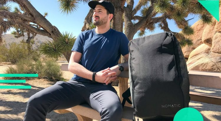 NOMATIC Travel Bag Review | 40L Carry-On Backpack (Indiegogo & Kic...